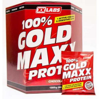 GOLD MAXX 100% proteín banán 1800 g