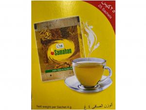I lOVE HUMMUS Samahan prírodný bylinný nápoj 25 vrecúšok