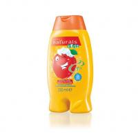 AVON Naturals kids Šampón a kondicionér s jablkom 250 ml