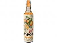 KITL Syrob Pomaranč s dužinou 500 ml