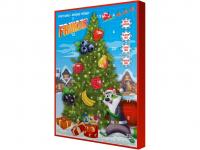 PHARMIND Adventný kalendár Frukvik 250 g