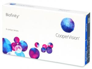 COOPERVISION Biofinity 6 šošoviek