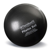 THERA-BAND Overball pilates ball strieborný 26 cm