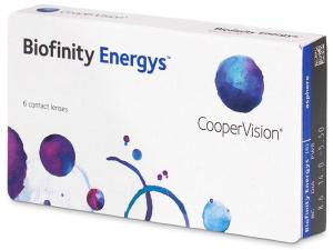COOPERVISION Biofinity Energys 6 šošoviek
