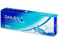 ALCON Dailies AquaComfort Plus 30 šošoviek, Počet dioptrií: -0,5, Počet ks: 30 ks, Priemer: 14,0, Zakrivenie: 8,7