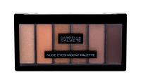 GABRIELLA SALVETE Eyeshadow Palette očný tieň 12,5 g 01 Nude