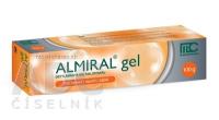 ALMIRAL gel  hliníková tuba 100 g
