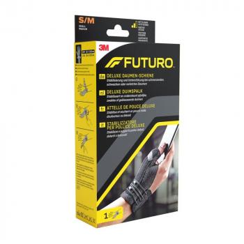 3M FUTURO™ Bandáž na palec S - M čierna farba