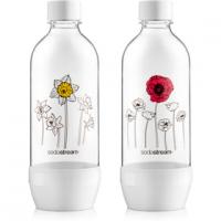 SODASTREAM Náhradné fľaše na sódu JET Kvety v zime 2x1 l