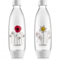 SODASTREAM Fľaša FUSE Kvety v zime 2x1l