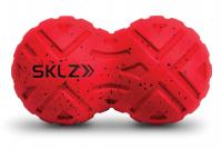SKLZ Universal massage roller dvojitá masážna lopta