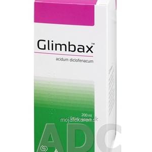 GLIMBAX orálny roztok 200 ml
