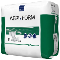 ABRI Form L2 Inkontinenčné nohavičky 22 kusov