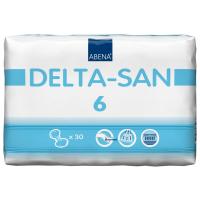 Inkont.plena Abri-san Delta No.6 30 ks