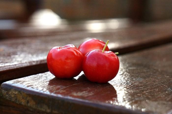 Acerola − prírodný zdroj vitamínu C