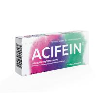 ACIFEIN 10 tabliet