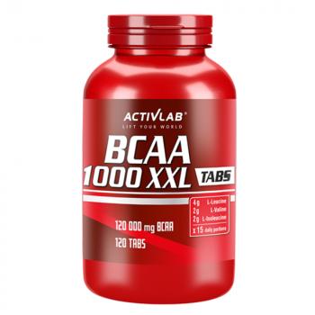 ACTIVLAB BCAA 1000 XXL 120 tabliet