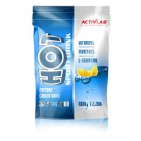 ACTIVLAB Hot sport drink iontový nápoj príchuť citrón 1000 g