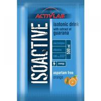 ActivLab Isoactive iontový nápoj s guaranou 20 sáčkov pomaranč