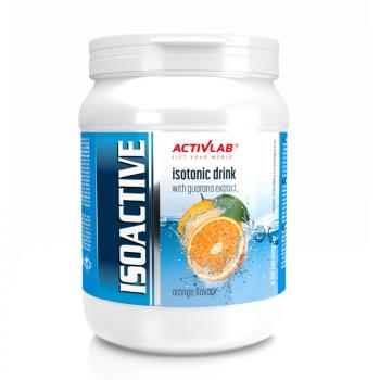 ACTIVLAB Isoactive iontový nápoj s guaranou príchuť pomaranč 630 g