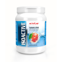 ActivLab Isoactive iontový nápoj s ženšenom 630 g grapefruit