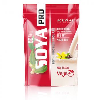 ACTIVLAB Sója pro vanilka 750 g