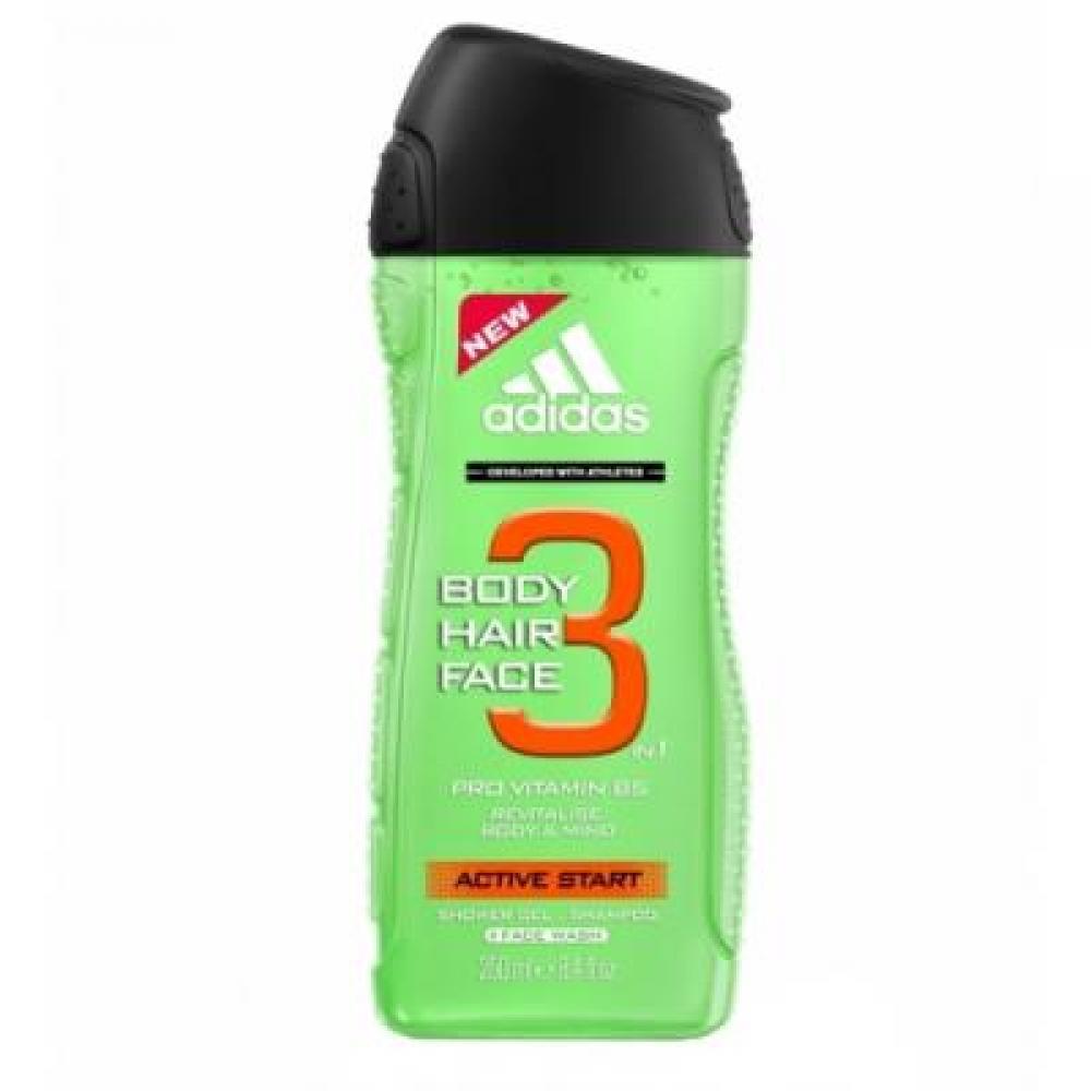 Adidas 3in1 Active Start 250ml