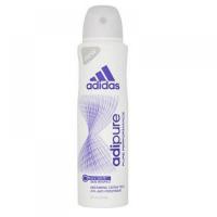 ADIDAS Antiperspirant dezodorant v spreji pre ženy Adipure 150 ml