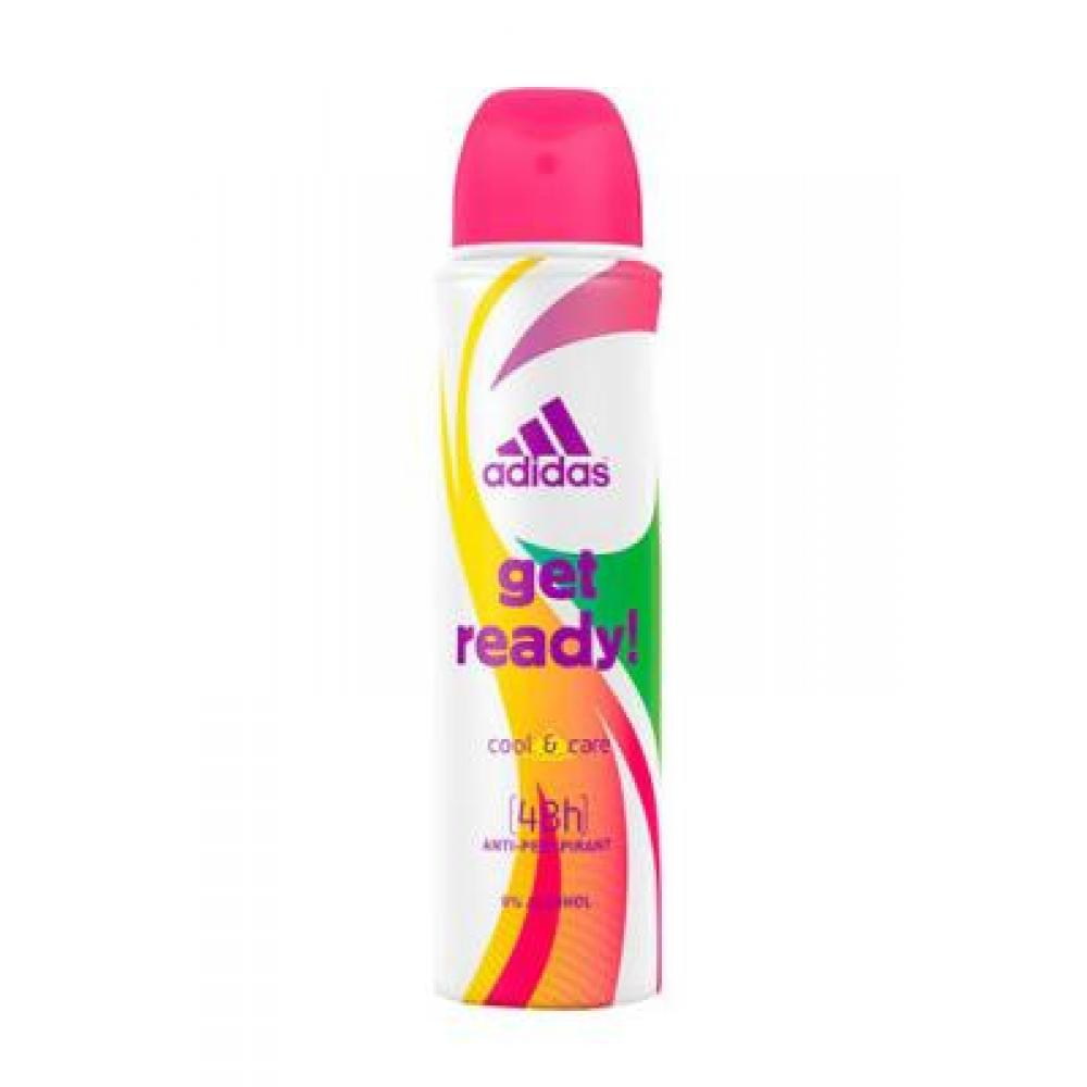 Adidas Get Ready! antiperspirant 150ml