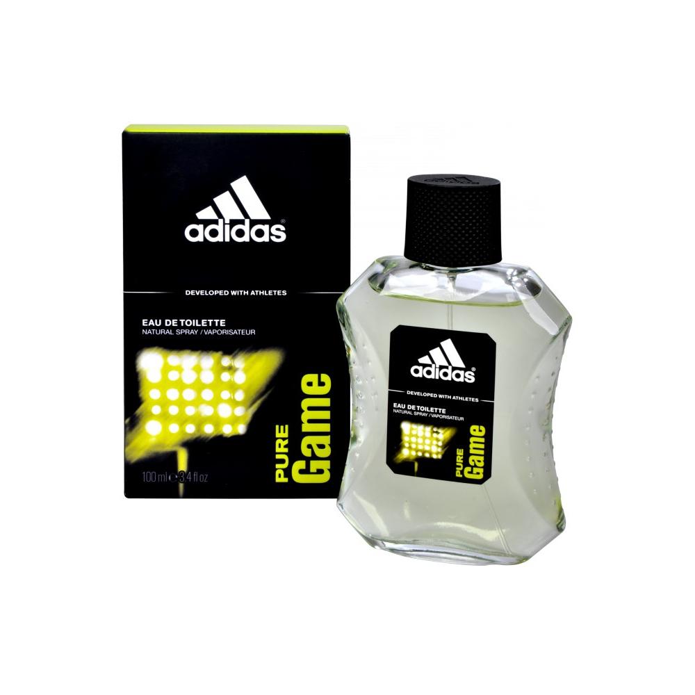 Adidas Pure Game - toaletná voda 100 ml pre mužov