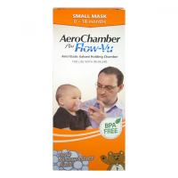 AEROCHAMBER Inhalačné nástavec s maskou pre dojčatá