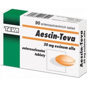 AESCIN 20 mg 90 tabliet