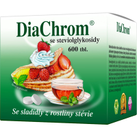 DiaChrom so stéviou tbl.600