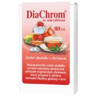 DiaChrom sa sukralózou tbl.80
