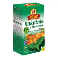 AGROKARPATY ELIXÍR Rakytník s medovkou čaj BIO 20 sáčkov