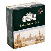 AHMAD TEA Earl Grey Tea 100x 2 g