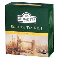 AHMAD TEA English Tea No.1 100x 2 g