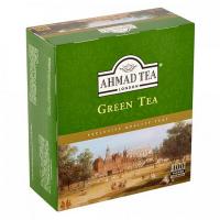 AHMAD TEA Green Tea 100x 2 g
