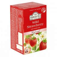 AHMAD TEA Lesná jahoda 20x 2 g