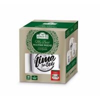 AHMAD TEA My Best Teatime friend 30x2 g + štýlový hrnček 473 ml