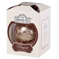 AHMAD TEA Vianočná ozdoba sypaný čaj English Breakfast 30 g