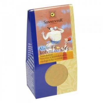 Aladinova korenie do kávy bio 25 g