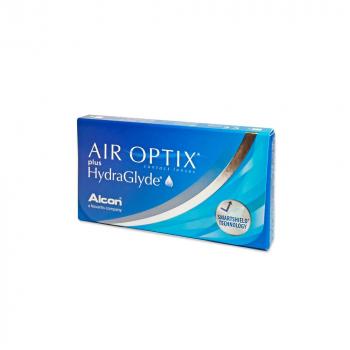 ALCON Air Optix Plus HydraGlyde mesačné šošovky 6 kusov, Počet dioptrií: -0,5, Počet ks: 6 ks, Priemer: 14,2, Zakrivenie: 8,6