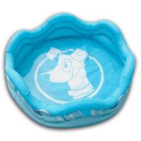 ALCOTT Modrý nafukovací bazén pre psov 121,9x40,6  cm