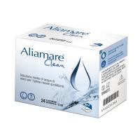 ALIAMARE Clean roztok izotonický na dennú hygienu nosa 24x5 ml