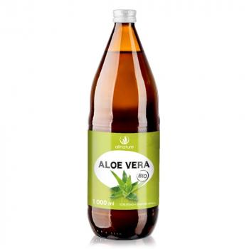 ALLNATURE Aloe Vera 100% šťava 1000 ml BIO