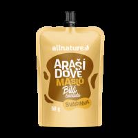 ALLNATURE Arašidové maslo s bielou čokoládou 50 g