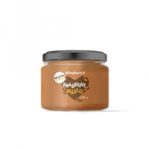 ALLNATURE Arašidové maslo s mliečnou čokoládou 220 g
