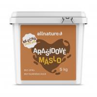 ALLNATURE Arašidové maslo s mliečnou čokoládou 5 kg