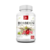 ALLNATURE Berberin Extrakt 98% 500 mg 60 kapsúl